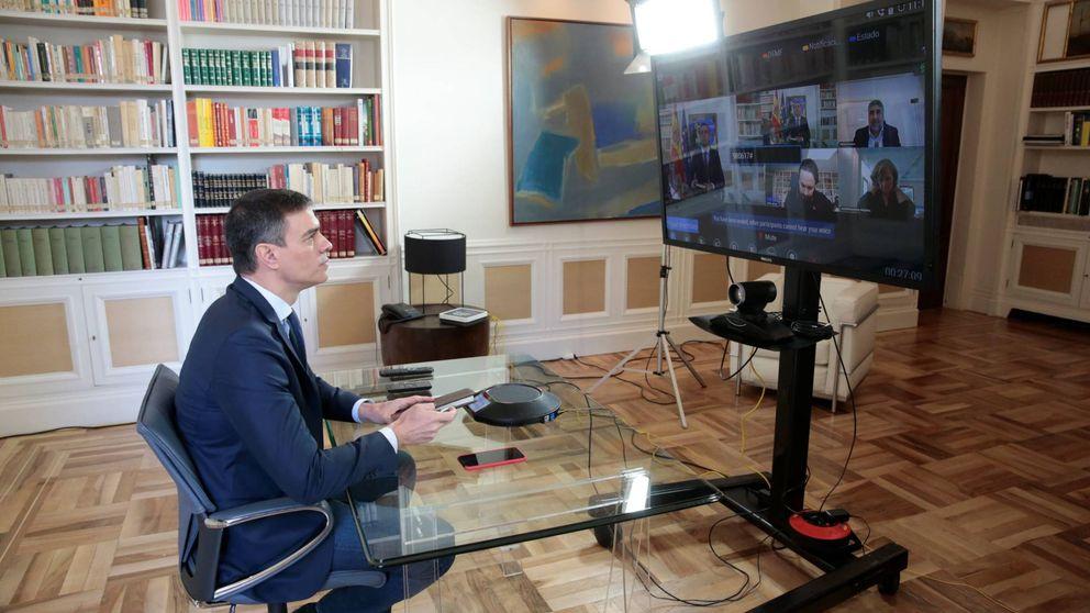 El Gobierno anuncia el estado de alarma en España y durante los próximos 15 días