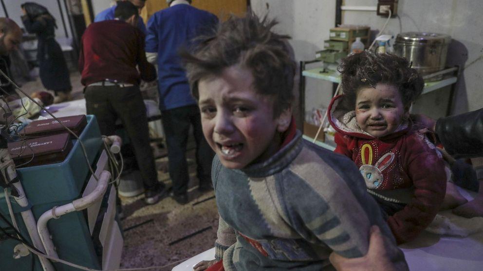 El régimen de Assad subraya su victoria con la peor matanza en tres años