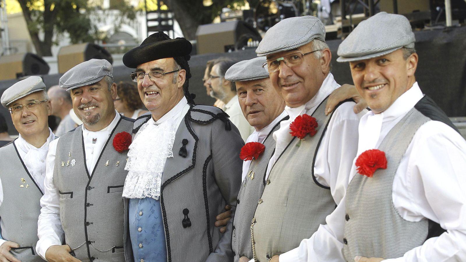 Foto: Fiestas de la Paloma (EFE)