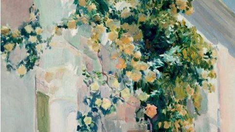 'Un jardín para pintar', el deleite sensorial de Sorolla