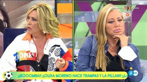 Belén Esteban mete la pata en 'Sálvame': otro estacazo a Lydia Lozano por pelota