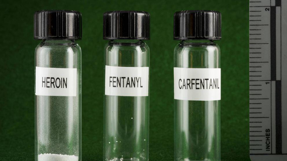 Aquí viene el fentanilo: este opioide sintético ha matado a miles de personas