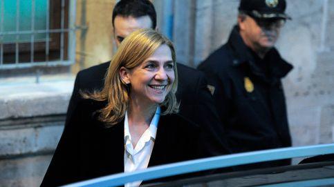 La infanta Cristina pasará la Navidad en Zarzuela con sus hijos