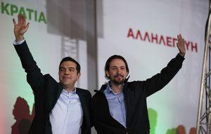 Por qué la izquierda europea se rinde ante Pablo Iglesias