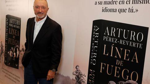 Arturo Pérez-Reverte: Seré feliz si molesto a extrema izquierda y a extrema derecha