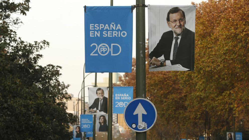 PP y PSOE, de acuerdo en gastar un 30% menos y eliminar los carteles