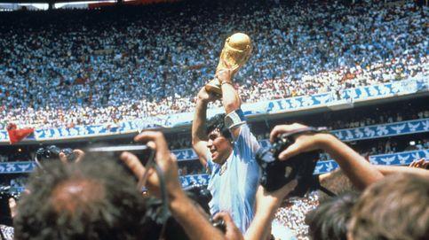 Muere el astro argentino Diego Armando Maradona: su carrera futbolística, en imágenes