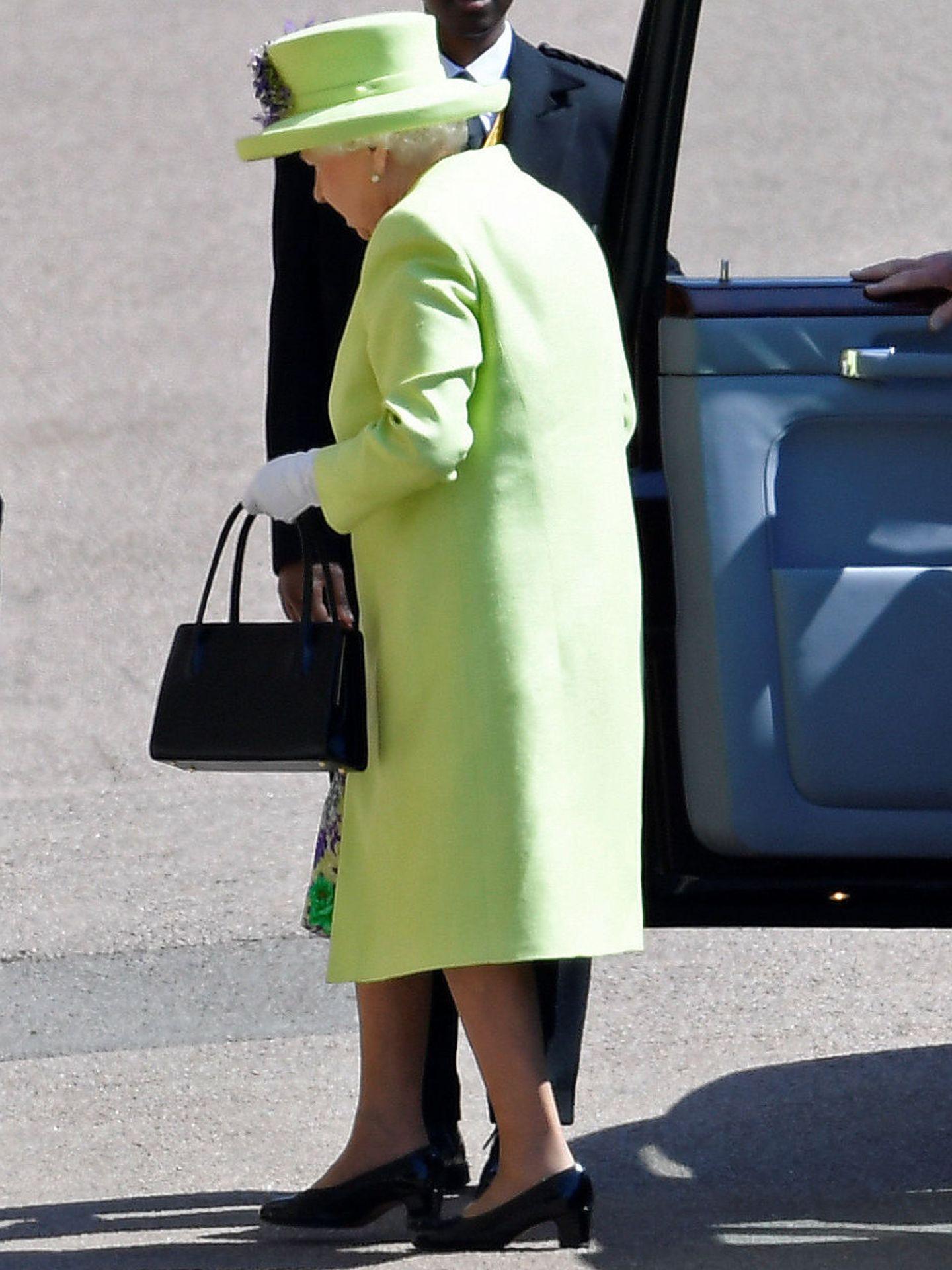 La reina. (Reuters)