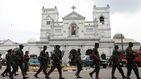 Al menos 15 muertos en una operación policial por los atentados de Sri Lanka