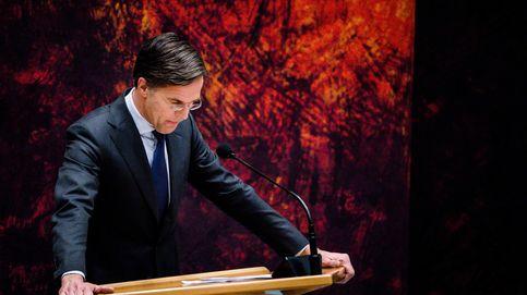 Rutte sobrevive a una moción de censura en Países Bajos, pero sale dañado