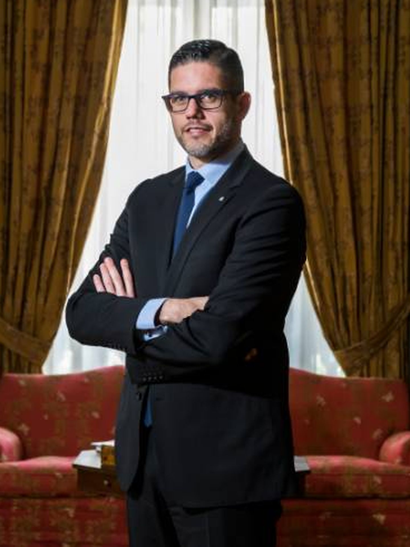 El presidente de Costa Cruceros, Neil Palomba