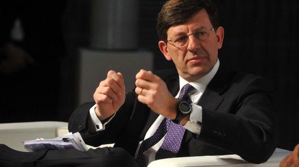 Foto: Vittorio Colao, consejero delegado de Vodafone