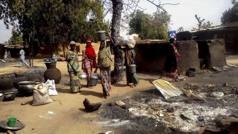 La joven suicida de Boko Haram que no pulsó el detonador al ver a su familia