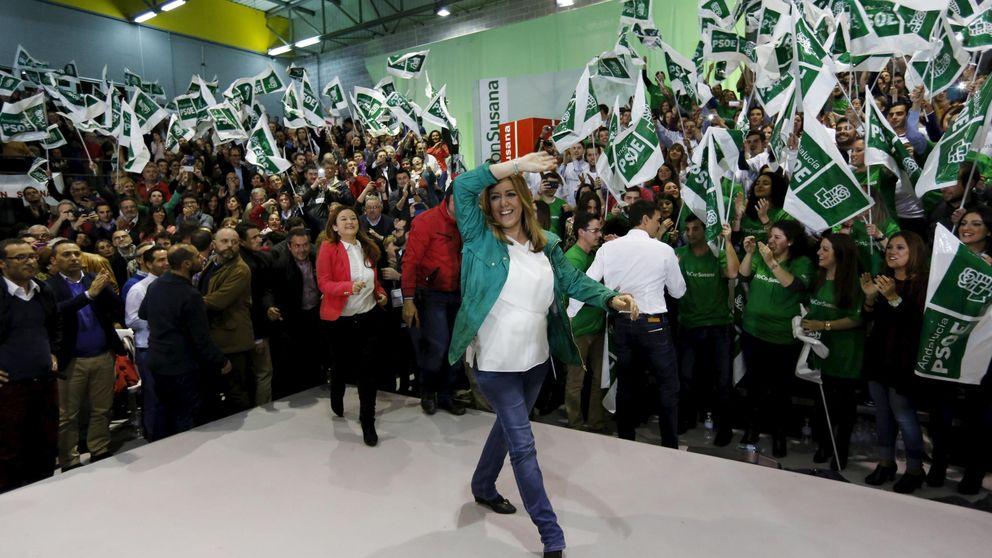 De Gaspar Zarrías a Susana Díaz: Los pucherazos andaluces