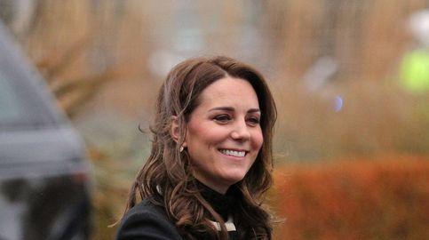 La razón por la que Kate Middleton no se quita nunca el abrigo en público