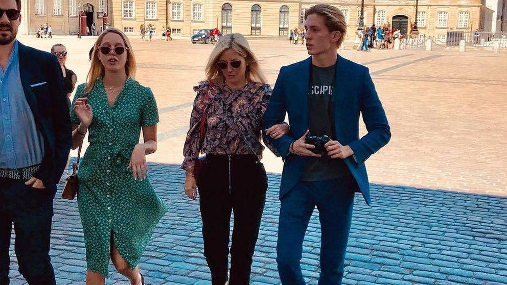 Marie-Chantal Miller está en Dinamarca (y no tendrá que enfrentarse a Letizia)