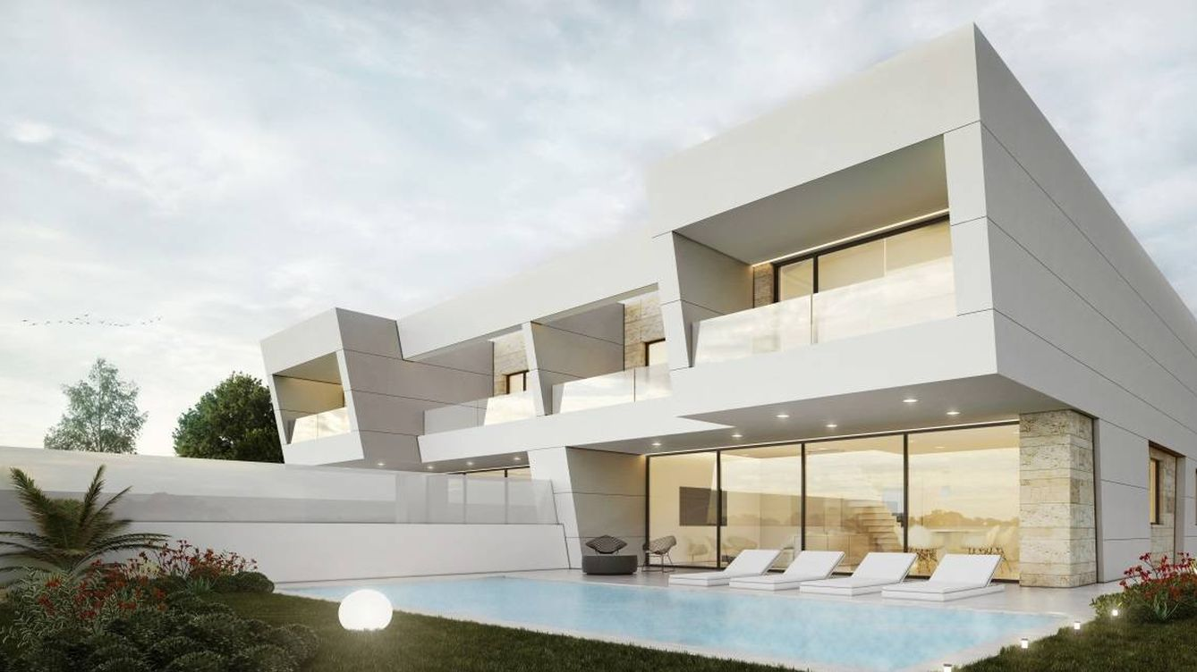 Vivienda for Casas de sofas en madrid