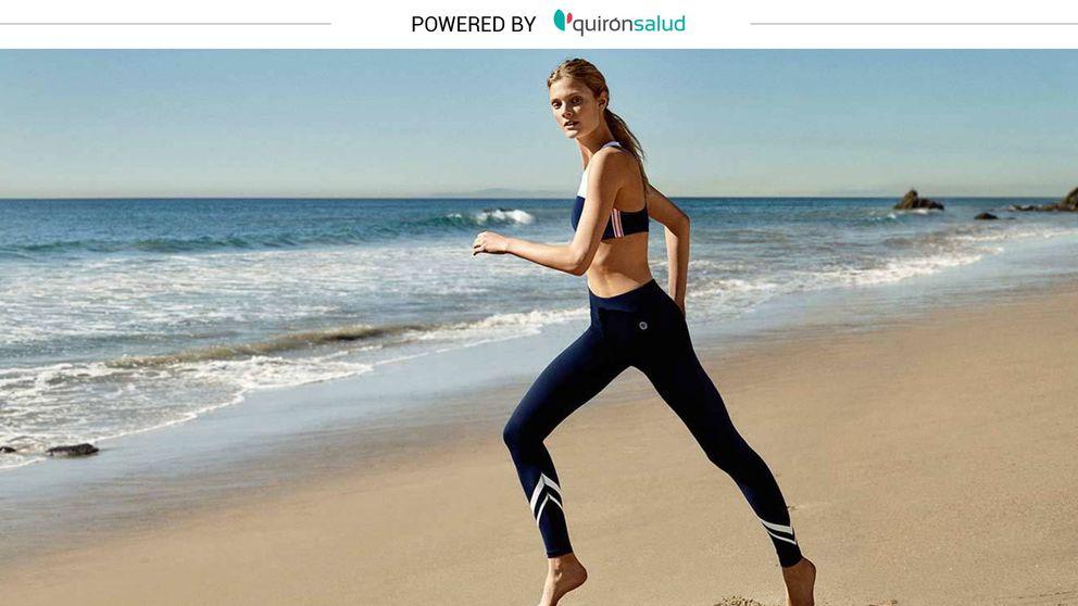 Me voy de vacaciones a la playa, ¿puedo salir a correr a pesar del calor?