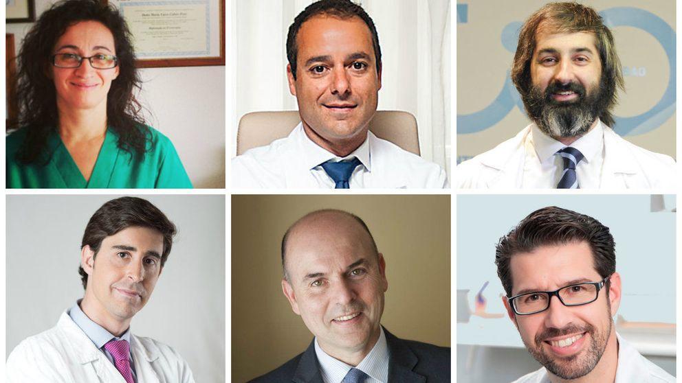 Los 17 doctores que han sido elegidos como los mejores médicos de España