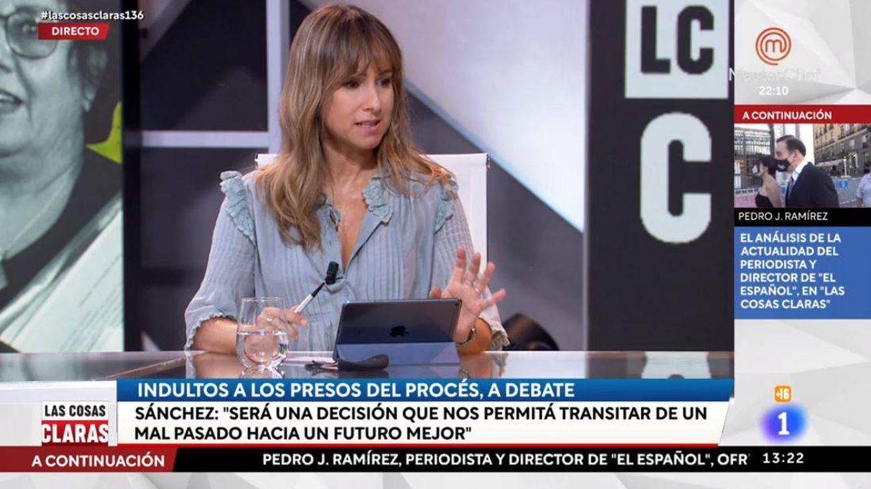 Ana Pardo de Vera se despacha a gusto contra Rosa Díez en el programa de Jesús Cintora