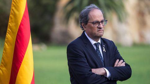Quim Torra es el miembro más rico del Govern, con un patrimonio de 710.505 €
