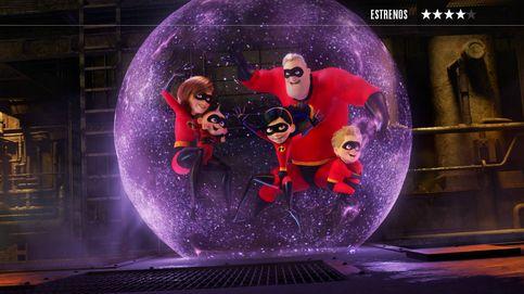 'Los increíbles 2': la mejor película jamás producida por Pixar
