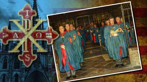 La nobleza hace piña en la catedral de Barcelona ante la amenaza de independencia