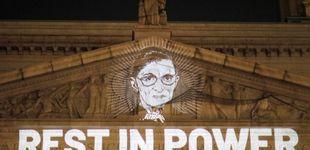 Post de Muere Ruth Bader, famosa jueza progresista, y cambia la campaña electoral en EEUU