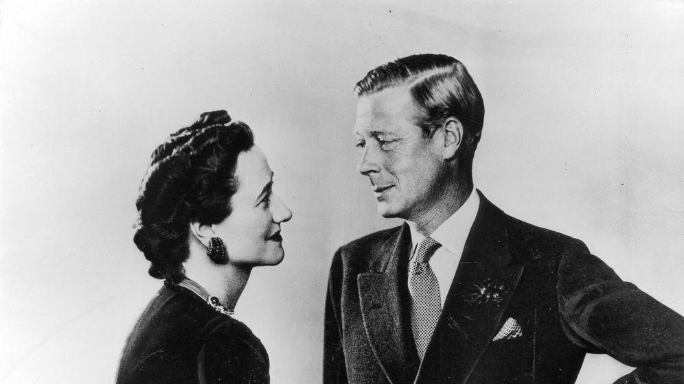 Foto: Wallis Simpson y Eduardo VIII. (Cordon Press)