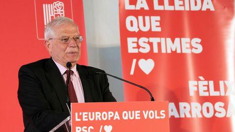 Borrell apuesta por Batet y Cruz y niega que hayan sido elegidos por ser catalanes