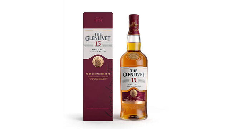 Whisky de malta The Glenlivet