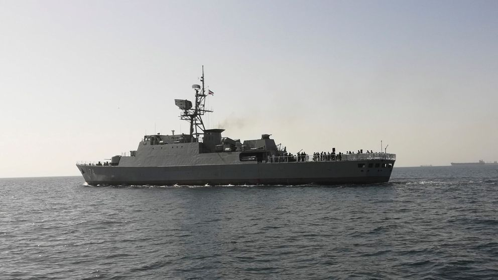 Guerra psicológica entre Irán y EEUU: Los buques son vulnerables