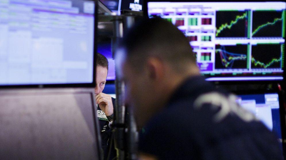 Foto: Parqué de la Bolsa de Nueva York. (EFE)