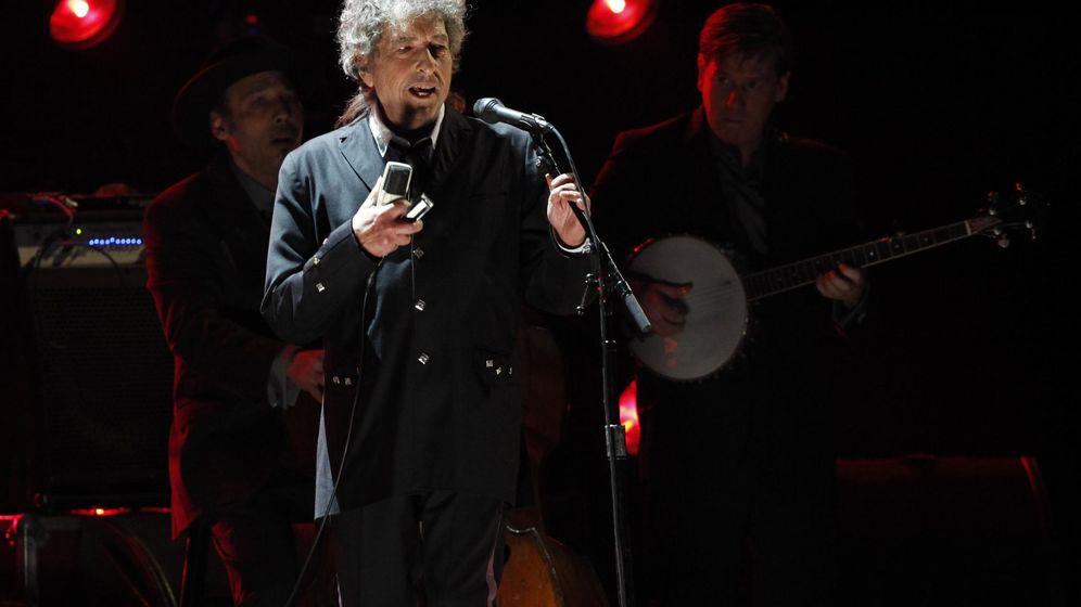 Foto: Bob Dylan en uno de sus conciertos (Reuters)