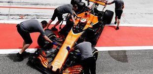 Post de McLaren y Honda se dan un festín de 81 vueltas en Baréin