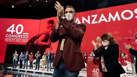Sánchez sitúa a Bolaños de puente con Ferraz e integra cuotas para contentar a los barones