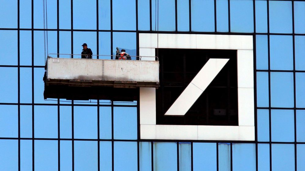 Foto: Edificio de Deutsche Bank. (EFE)