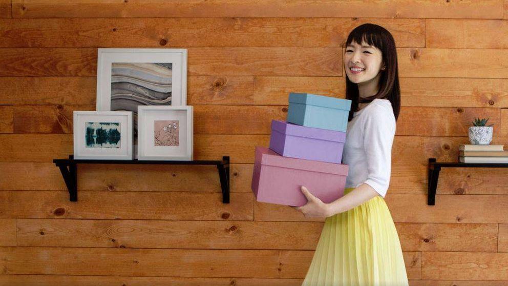 dfe65f6eb Método Marie Kondo: cajas, estanterías y otras maneras de ordenar ...