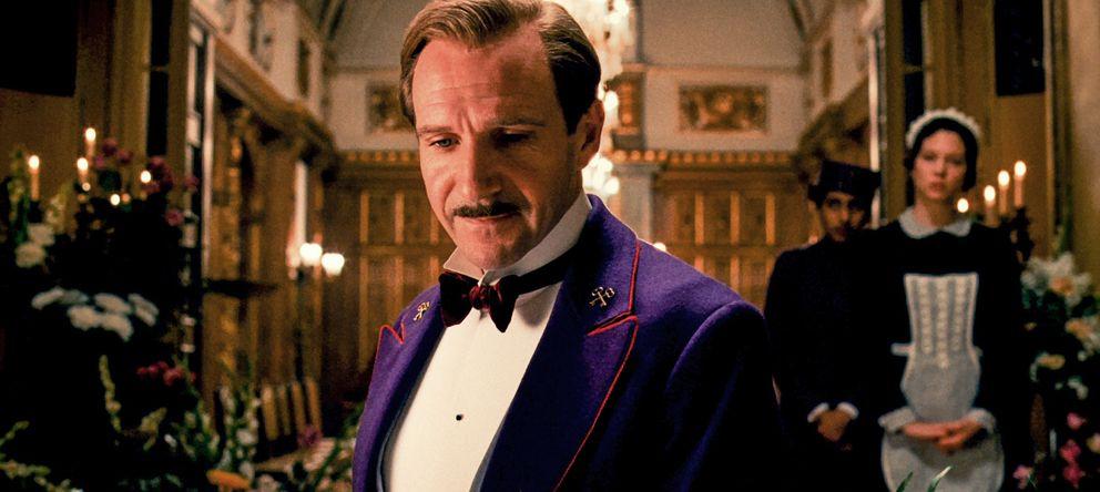 Foto: Ralph Fiennes en una escena de 'Gran Hotel Budapest', de Wes Anderson (Fox Searchlight)