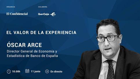 Óscar Arce: Una de las claves será alargar la vida laboral para mantener las pensiones