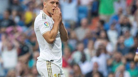 El engaño de Luka Jovic al Real Madrid y la sanción por sus 'vacaciones'