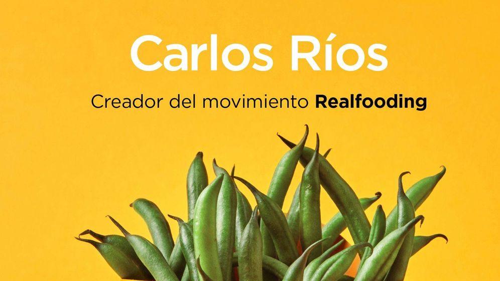 Foto: Portada de 'Come comida real'. (Amazon)