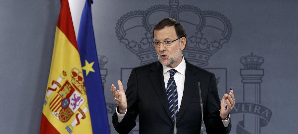 Foto: Mariano Rajoy rechaza el dialogo con el presidente Artur Mas. (Gtres)