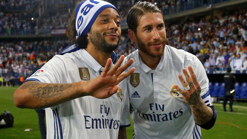 El Real Madrid es el equipo con la plantilla más estable de Europa