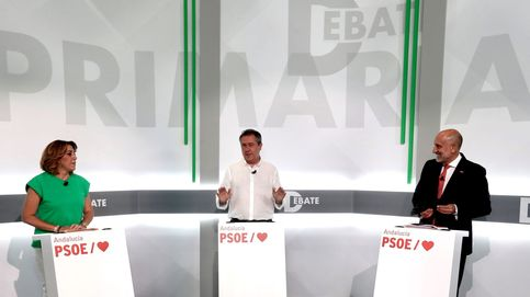 """El PSOE andaluz elige entre ser """"una sucursal"""" de Ferraz o """"el cambio"""" para llegar a la Junta"""