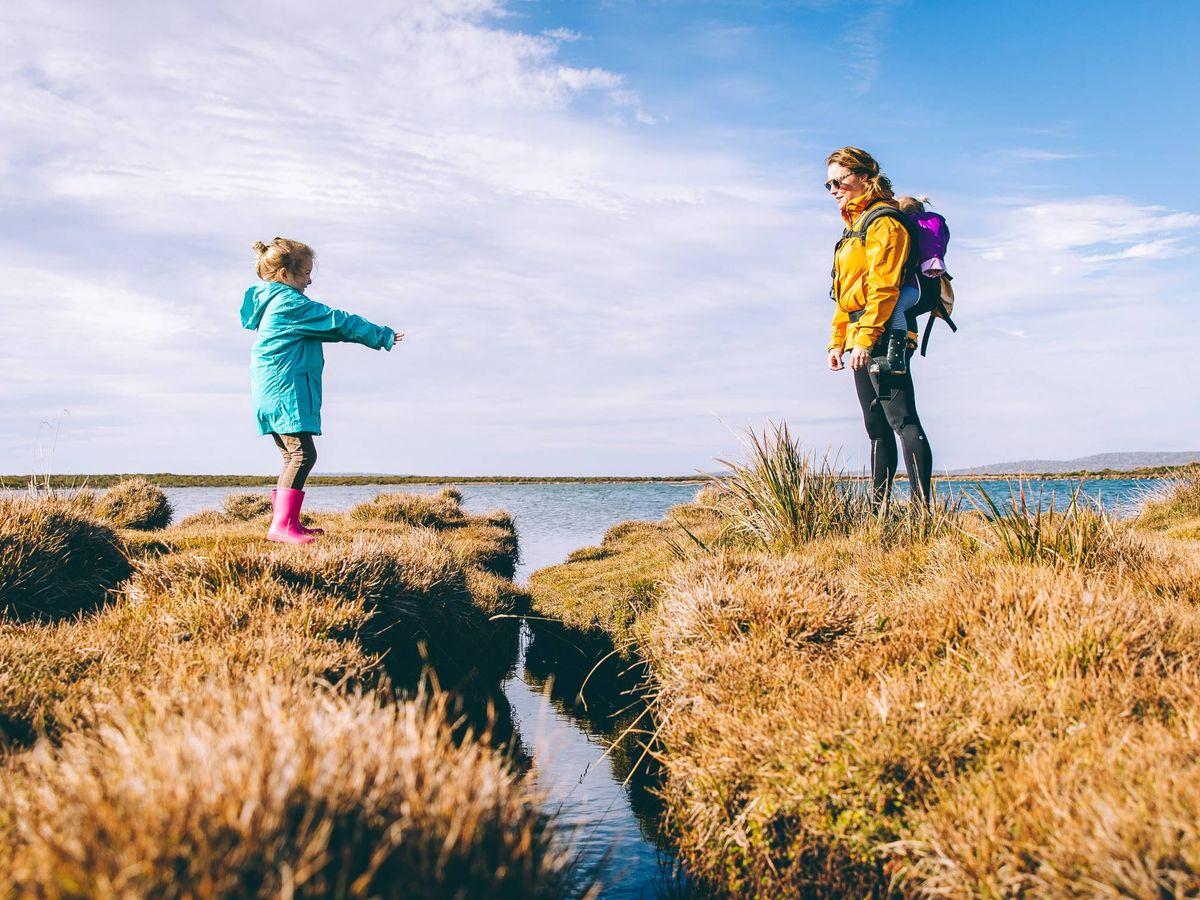 Foto: Viaja con niños a los Picos de Europa. (Simon Rae para Unsplash)
