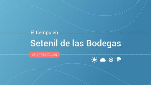 El tiempo en Setenil de las Bodegas: previsión meteorológica de hoy, martes 20 de agosto
