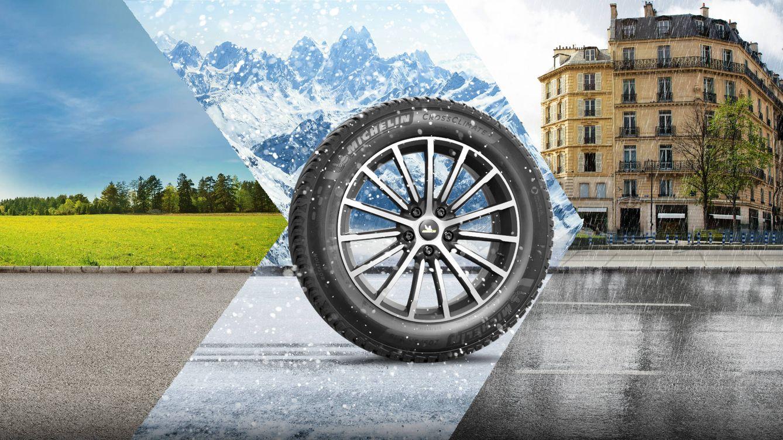 Michelin presenta su CrossClimate 2, un neumático para todas las estaciones