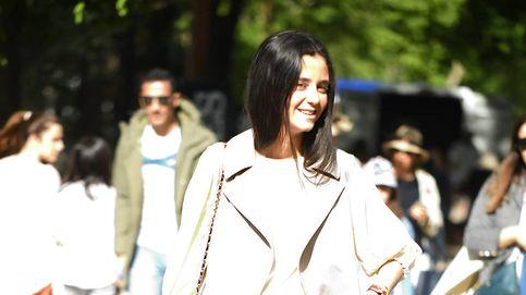 Victoria Federica: su look y su gesto (una peineta) más callejeros en la hípica