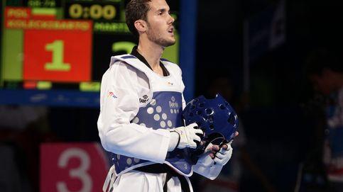 Raúl Martínez dice adiós a los Juegos de Tokio: el taekwondista, eliminado de los 80 kilos